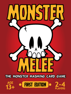 Monster Melee: The Monster Mashing Card Game