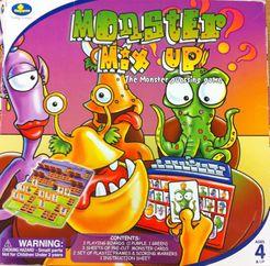 Monster Mix Up