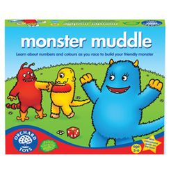 Monster Muddle