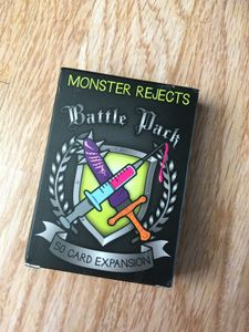 Monster Rejects: Battle Pack