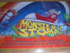 Monster Stomp!