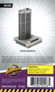 Monsterpocalypse Miniatures Game: Building – Corporate Headquarters