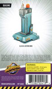 Monsterpocalypse Miniatures Game: Building – G.U.A.R.D. Defense Base