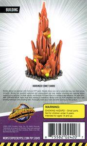 Monsterpocalypse Miniatures Game: Building – Harbinger Comet Shard