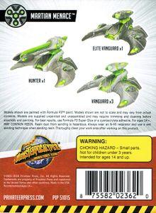 Monsterpocalypse Miniatures Game: Destroyers Martian Menace Unit Expansion 2