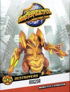 Monsterpocalypse Miniatures Game: Destroyers Planet Eaters Monster – Rogzor