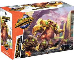 Monsterpocalypse Miniatures Game: Destroyers Starter – Planet Eaters