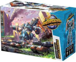 Monsterpocalypse Miniatures Game: Protectors Starter – G.U.A.R.D.