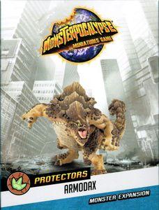 Monsterpocalypse Miniatures Game: Protectors Terrasaurs Monster – Armodax