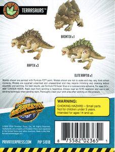 Monsterpocalypse Miniatures Game: Protectors Terrasaurs Unit Expansion 2