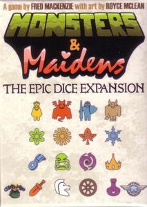 Monsters & Maidens: Epic Dice