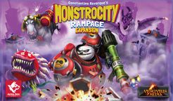 MonstroCity: Rampage Expansion