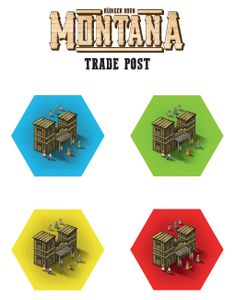 Montana: Trade Post