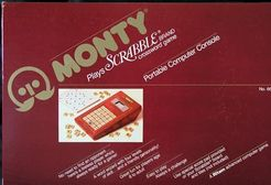 Monty Plays Scrabble