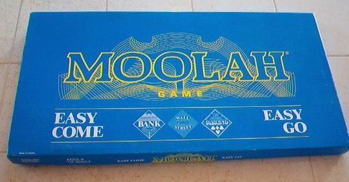 Moolah Board Game
