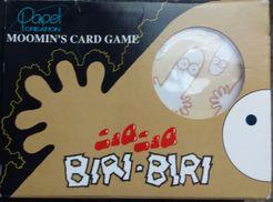 Moomin's Card Game: Nyoro Nyoro Biri-Biri