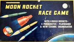 Moon Rocket Race Game