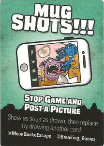 MoonQuake Escape: Mug Shots!!!