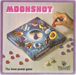 Moonshot The Lunar Power Game
