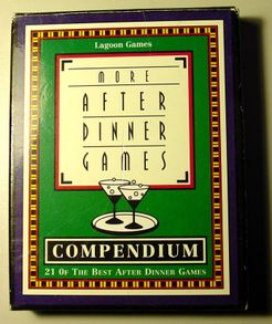 More After Dinner Games Compendium