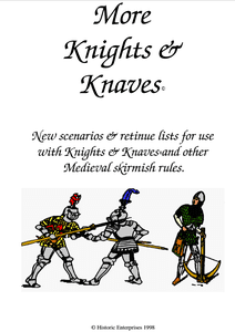 More Knights & Knaves
