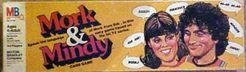 Mork & Mindy Card Game