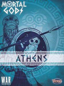 Mortal Gods: Skirmish Games In Ancient Greece – Athenian Lochos