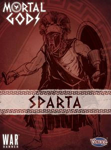Mortal Gods: Skirmish Games In Ancient Greece – Spartan Lochos