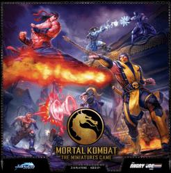 Mortal Kombat X: The Miniatures Game