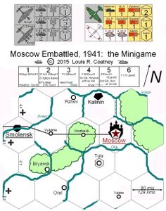 Moscow Embattled, 1941: the Minigame