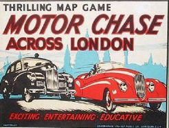 Motor Chase Across London