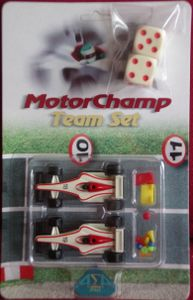 MotorChamp Team Set: Cars 18 & 19