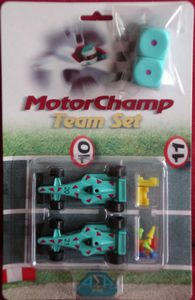 MotorChamp Team Set (Cars 20 & 21)