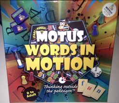 Motus: Words In Motion