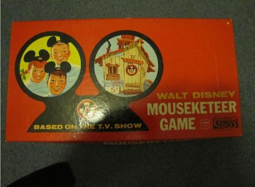 Mouseketeer Game