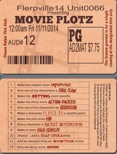 Movie Plotz