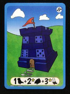 Mow Money: Dice Tower Promo Card