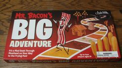 Mr. Bacon's Big Adventure