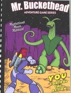 Mr. Buckethead Adventure Game Series: Mr. Buckethead Goes To The Moon