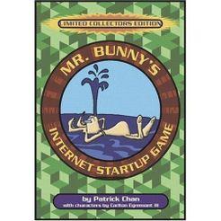 Mr. Bunny's Internet Startup Game