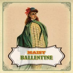 Mr. Cabbagehead's Garden: Maisy Ballentyne