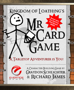 Mr. Card Game