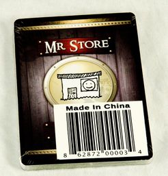 Mr. Card Game: Mr. Store Cards