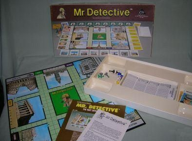 Mr. Detective