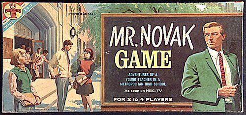 Mr. Novak Game