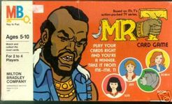 Mr. T Card Game