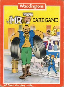 Mr T Card Game
