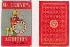 Mr. Turnip's Audition