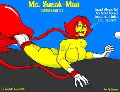 Ms. Sneak-Man