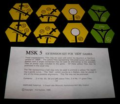 MSK 5 Extension Kit for 1829 (Northern & Southern Boards)